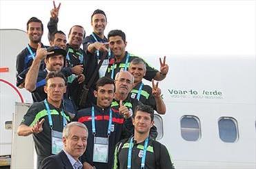 بازگشت-تیم-ملی-ایران-از-استرالیا3-persian-herald