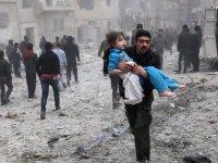 در جنگ داخلی سوریه اسلحه شیمیایی به کار رفته است