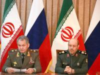 ایران و روسیه موافقتنامه همکاری های نظامی امضا کردند