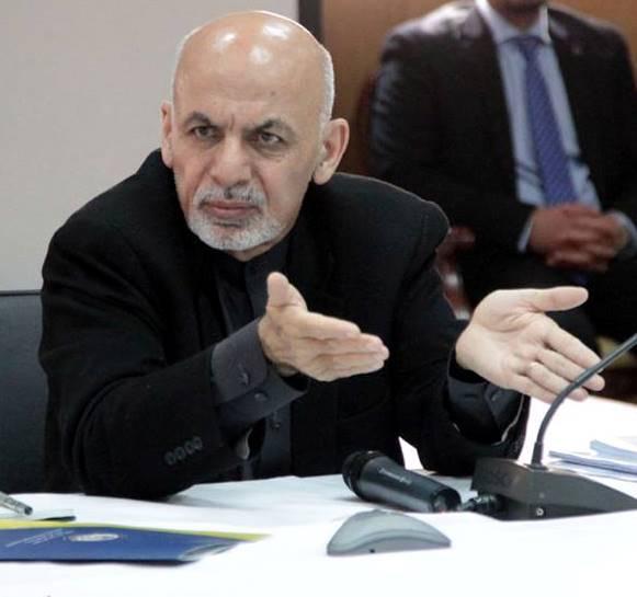 محمد اشرف غنی-Persian Herald