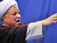 هاشمی رفسنجانی: از صدا و سیما علائم تفرقه پخش میشود