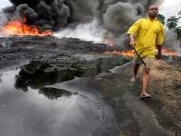 شل بابت نشت نفت ۸۴ میلیون دلار به اهالی دلتای نیجر می پردازد