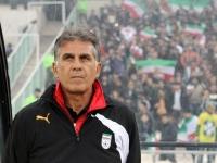 کارلوس کیروش: شانس ایران برای قهرمانی در جام ملتها کم است