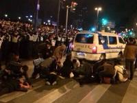 کشته شدن ۳۵ نفر در جشن سال نوی میلادی در شانگهای چین