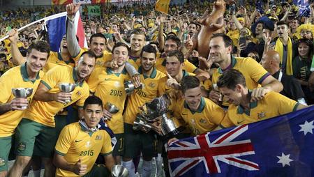 استرالیا برای اولین بار قهرمان جام ملتهای آسیا شد-Persian Herald