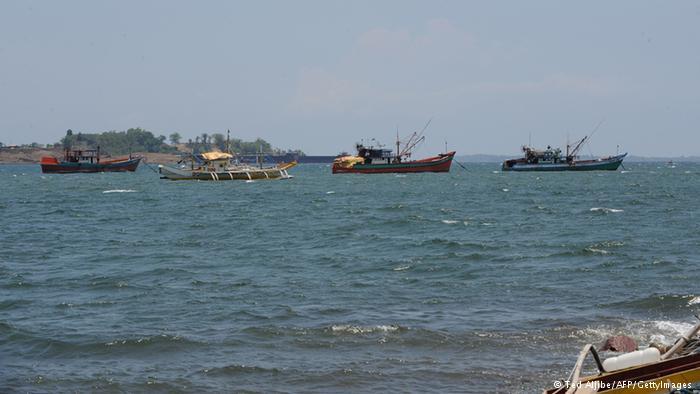 تیراندازی به ماهیگیران ایرانی در دریای خزر-Persian Herald