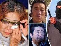 داعش گروگان ژاپنی را سر برید