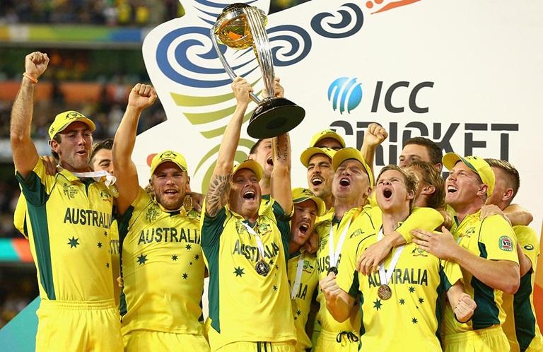 استرالیا برنده جام جهانی کریکت ۲۰۱۵ شد