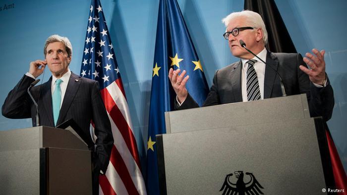 وزیر امور خارجه آلمان از نامه ۴۷ سناتور جمهوریخواه آمریکا به ایران انتقاد کرد