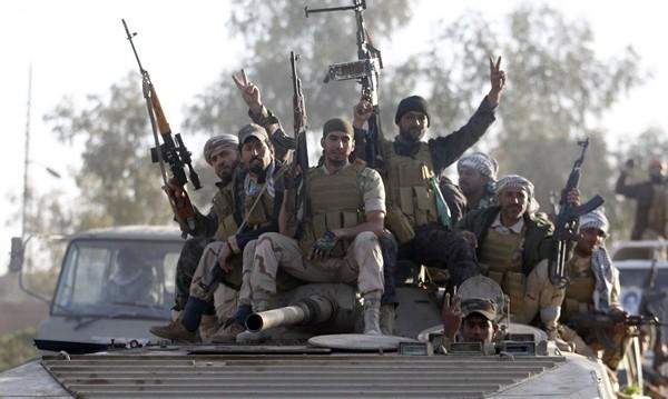 نیروهای ارتش عراق بخش عمده شهر تکریت را پس گرفتند