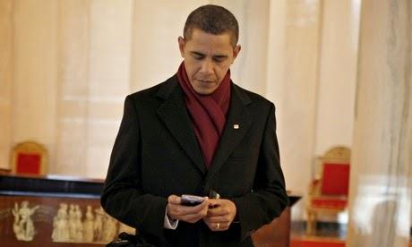 هکرهای روسیه به 'ایمیلهای غیرمحرمانه اوباما دسترسی یافتند'