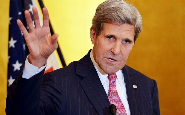 جان کری از کنگره آمریکا خواست که در مذاکرات هستهای ایران مداخله نکند