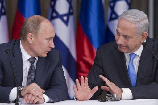گفتگوی تلفنی نتانیاهو و پوتین درباره فروش موشکهای اس-۳۰۰ به ایران