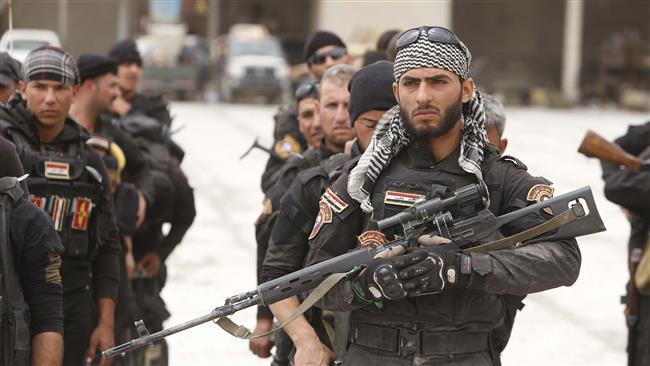 شبه نظامیان شیعه و نیروهای عراقی عملیات بازپسگیری رمادی را آغاز کردند