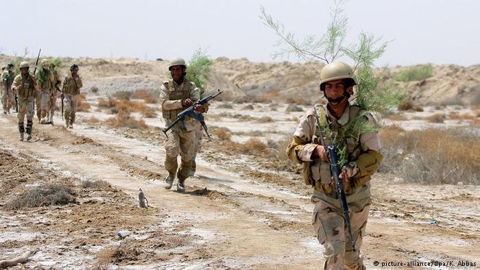 نام عملیات استان انبار از لبیک یا حسین به لبیک یا عراق تغییر کرد