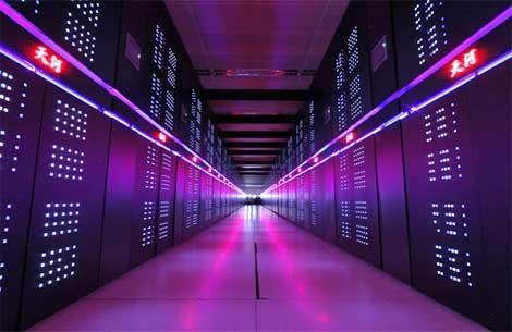 اوباما دستور ساخت پرسرعتترین ابرکامپیوتر دنیا را داد