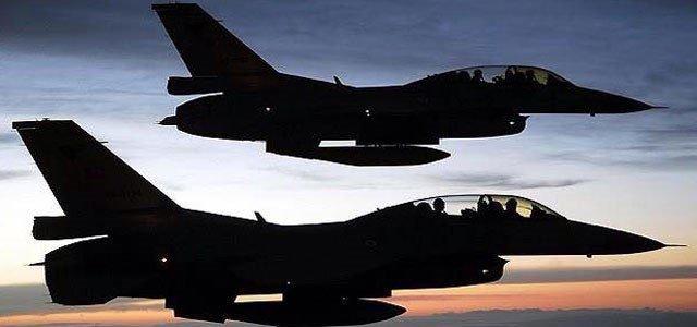 ۳۰ جنگنده ترکیه به مواضع پکک حمله کردند