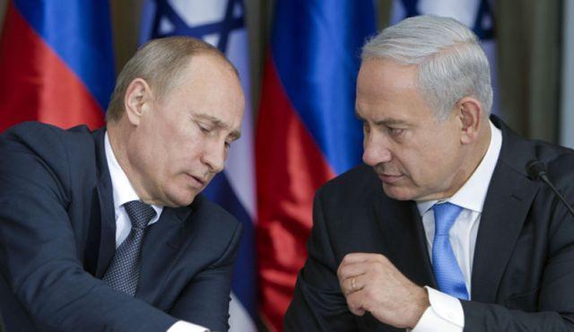 نتانیاهو در مسکو با پوتین در مورد تحولات نظامی سوریه گفتوگو کرد