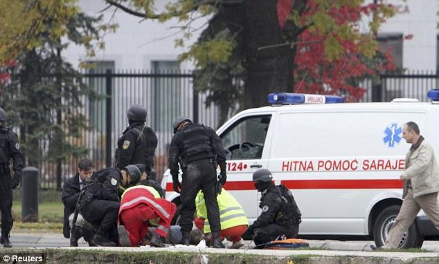 پلیس برلین یک مهاجم افراطگرای اسلامی را کشت
