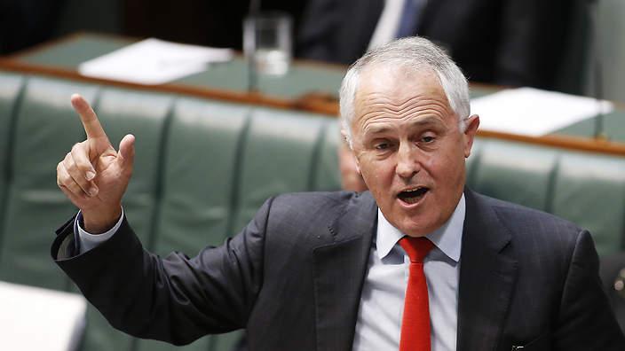 مالکوم ترنبول به عنوان نخست وزیر جدید استرالیا سوگند خورد