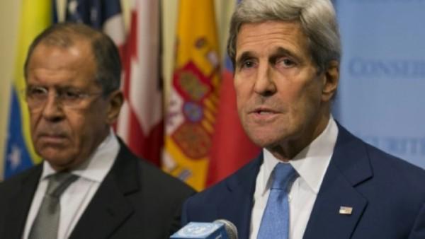 جان کری: مذاکرات سوریه به زودی با مشارکت احتمالی ایران