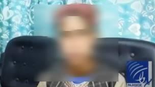 کودک تحت آموزش طالبان برای حمله انتحاری خود را به پلیس تسلیم کرد