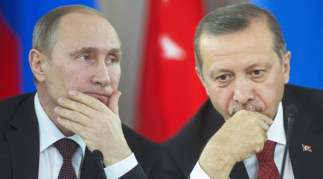 پوتین دستور وضع تحریمهای اقتصادی علیه ترکیه را صادر کرد