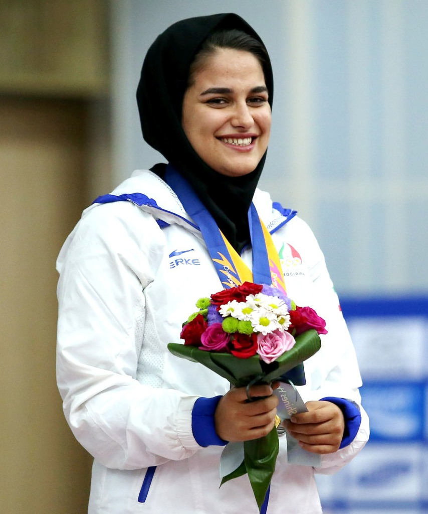 تیرانداز ایرانی قهرمان آسیا شد