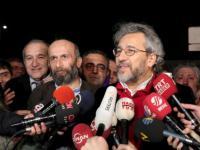 انتقاد اردوغان از حکم دادگاه قانون اساسی ترکیه در مورد آزادی دو روزنامهنگار
