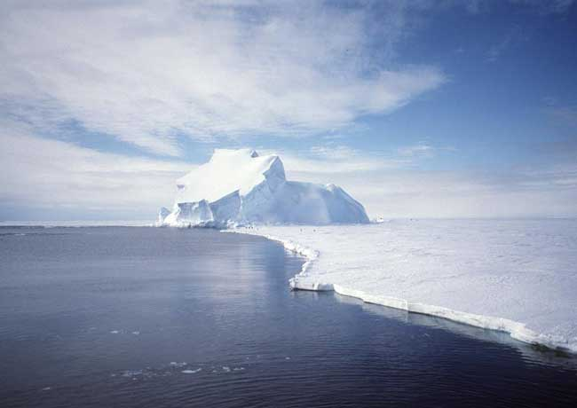 ذوب یخهای قطب جنوب-Persian Herald-Ausgtralia
