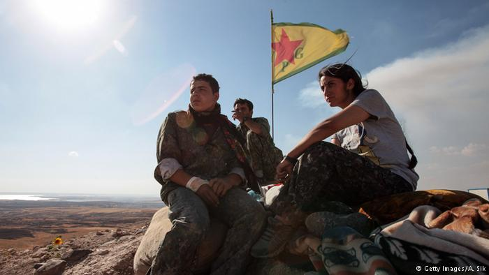 کردهای سوریه سیستم فدرال اعلام می کنندPersian Herald-Australia