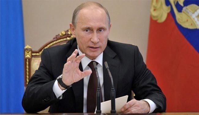 پوتین درانتظار عذرخواهی ترکیه