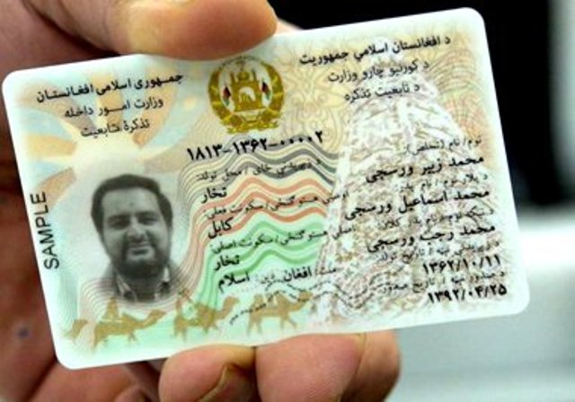 afghanistan-electronic-ID-cards-persian-herald-australia