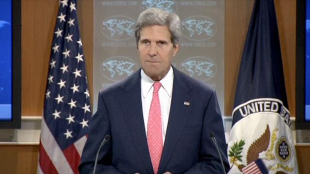 John Kerry Syria