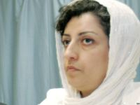 نرگس محمدی اعتصاب غذا کرد
