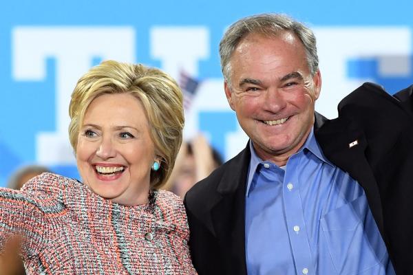 Hillary-Clinton-Tim-Kaine-for-VP-persian-herald-australia