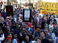 تظاهرات استرالیاییها در اعتراض به بد رفتاری با نوجوانان زندانی