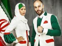 لباس کاروان ایران در المپیک ریو نهایی شد