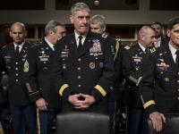 فرمانده سنتکام: نگران رفتار فرماندهان خودسر نیروی قدس در خلیج فارس هستم