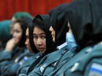 تلاشهای دولت افغانستان برای افزایش حضور زنان در نهادهای پلیس