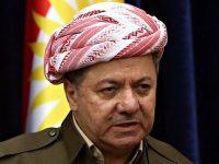 بارزانی: حکومت ایران و گروههای کرد مخالف، مشکلاتشان را با مذاکره حل کنند