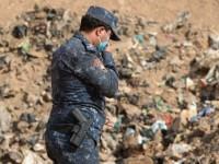 تحقیق درباره گور جمعی حاوی اجساد سر بریده در نزدیکی موصل