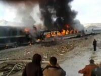 راننده قطار تهران سمنان بازداشت شد