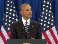مصوبه تمدید تحریمهای ایران بدون امضای باراک اوباما به قانون تبدیل شد
