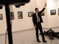 مامور پلیس سفیر روسیه در ترکیه را ترور کرد