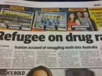 پناهجوی ایرانی در فرودگاه سیدنی با یک و نیم کیلو مواد مخدر بازداشت شد