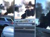 مرگ پنج نفر در سقوط هواپیما در ملبورن