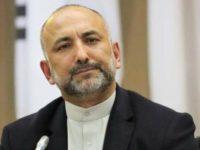 حنیف اتمر: شمار تروریستها در افغانستان سهبرابر شده