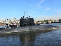 جستجوگران زیردریایی گمشده آرژانتینی به رد یک انفجار رسیدهاند