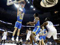 سه بسکتبالیست دانشگاه یوسیالای آمریکا در چین بازداشت شدند